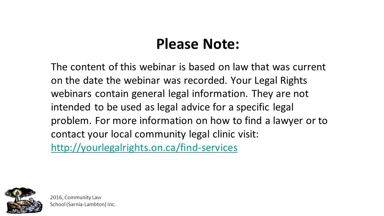 law school organization advice