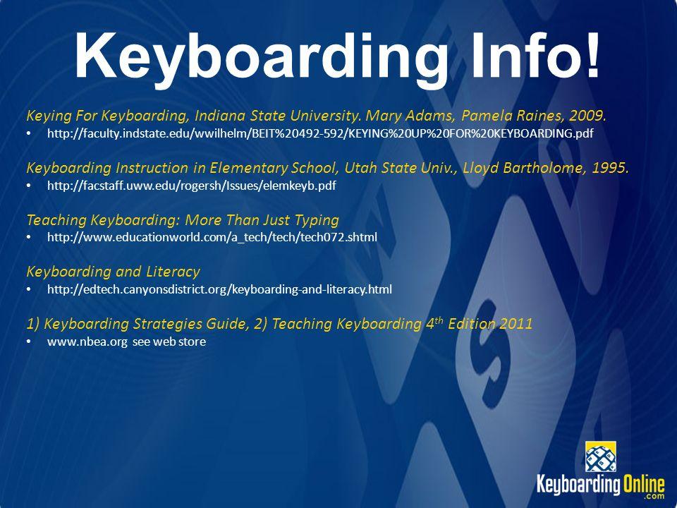 keyboarding essentials real skills u201ckeyboarding is now one of the rh slideplayer com