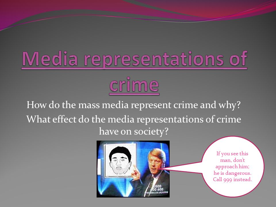 what effect does media have on society