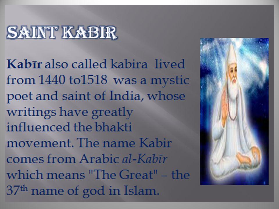 kabir writings