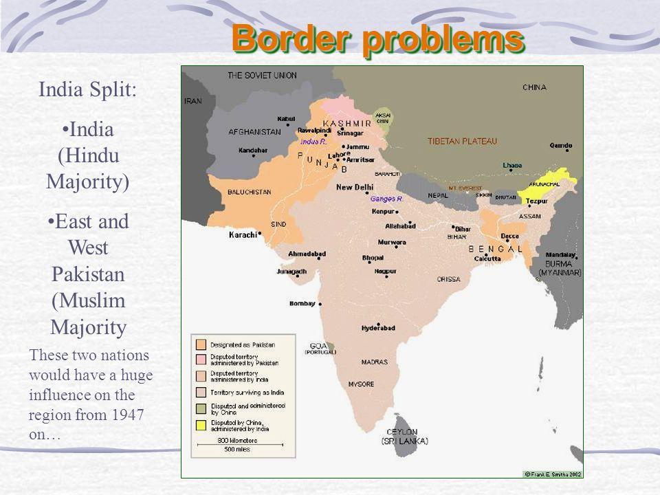 Last Viceroy: Lord Mountbatten Border problems India Split
