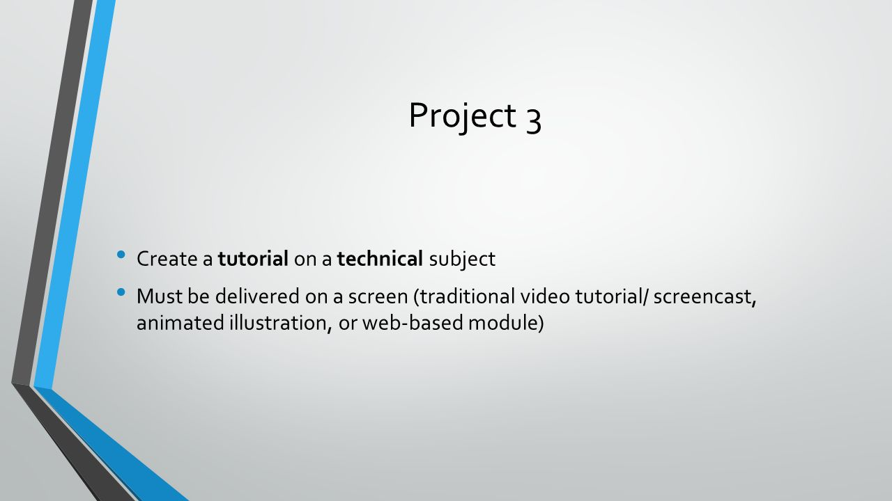 technical writing tutorials That said, the various links below will take you to examples, hints, and tips & tricks that can help you when writing proposals of any size please note that these examples and tutorials are provided as resources, not as the right answer.