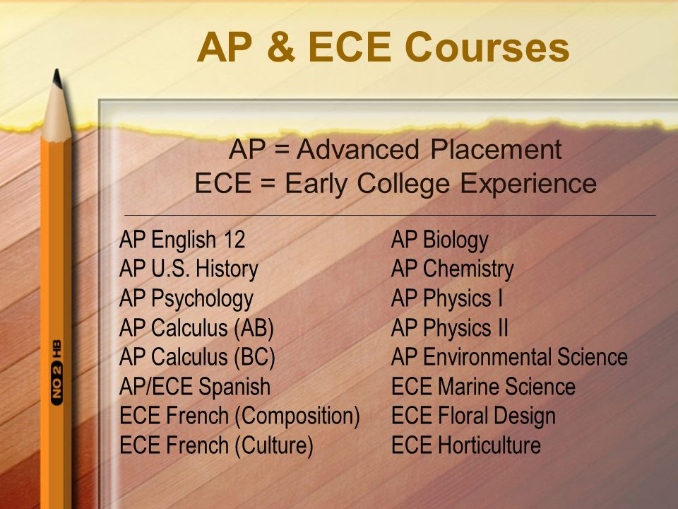 Online Course Selection LHS  Good to know… Program of