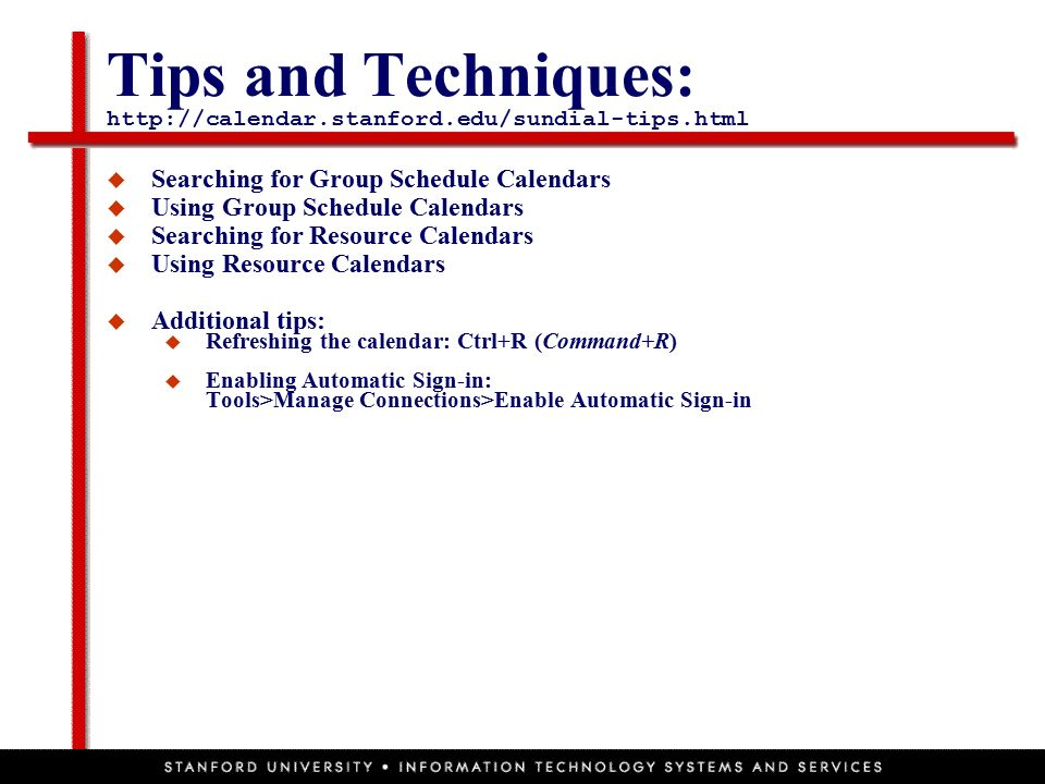 7 searching for group schedule calendars
