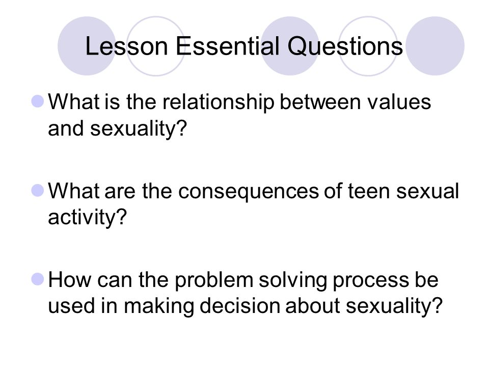 sexuality and values Sexual value systems your sexual value system is your personal beliefs, attitudes or feelings about sex and sexuality (for example, are you conservatively or liberally minded when dealing with sexual situations.