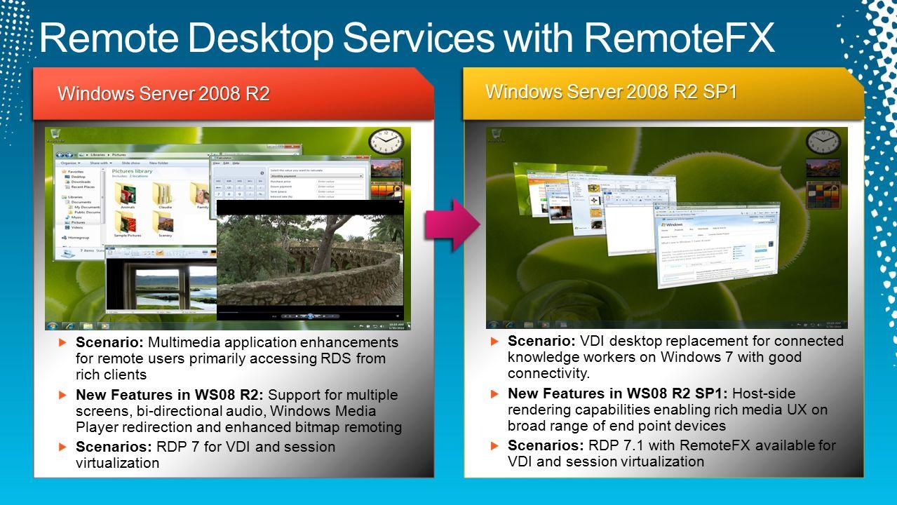 VIR312  demo WS03WS 2008 WS 2008 R2 / WS 2008 R2 SP1
