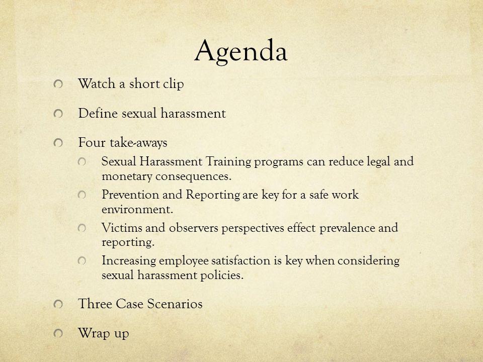 Alex brandt sexual harassment