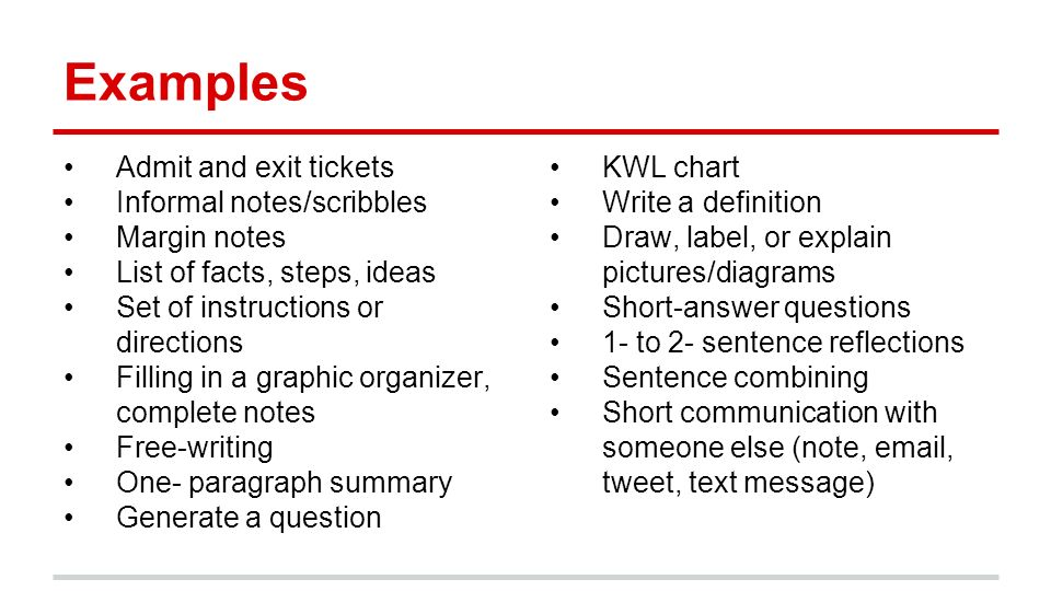 Writing strategies for success the journey continues ppt download 7 examples ccuart Images