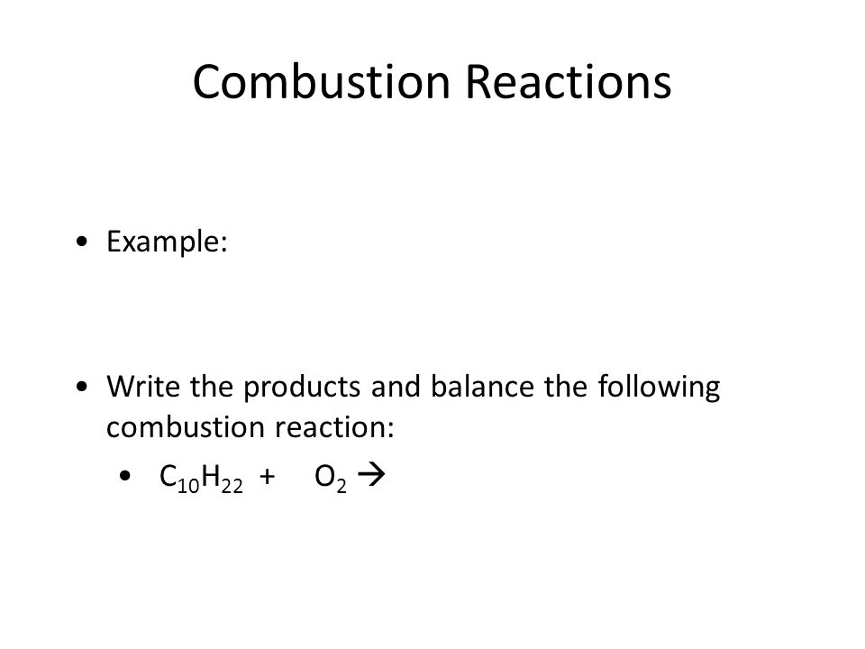Chemical Reactions Questions 1what Is The Difference Between A