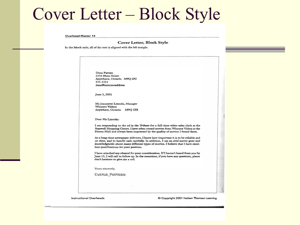 Cover Letters Purpose and Importance Why a Cover Letter The