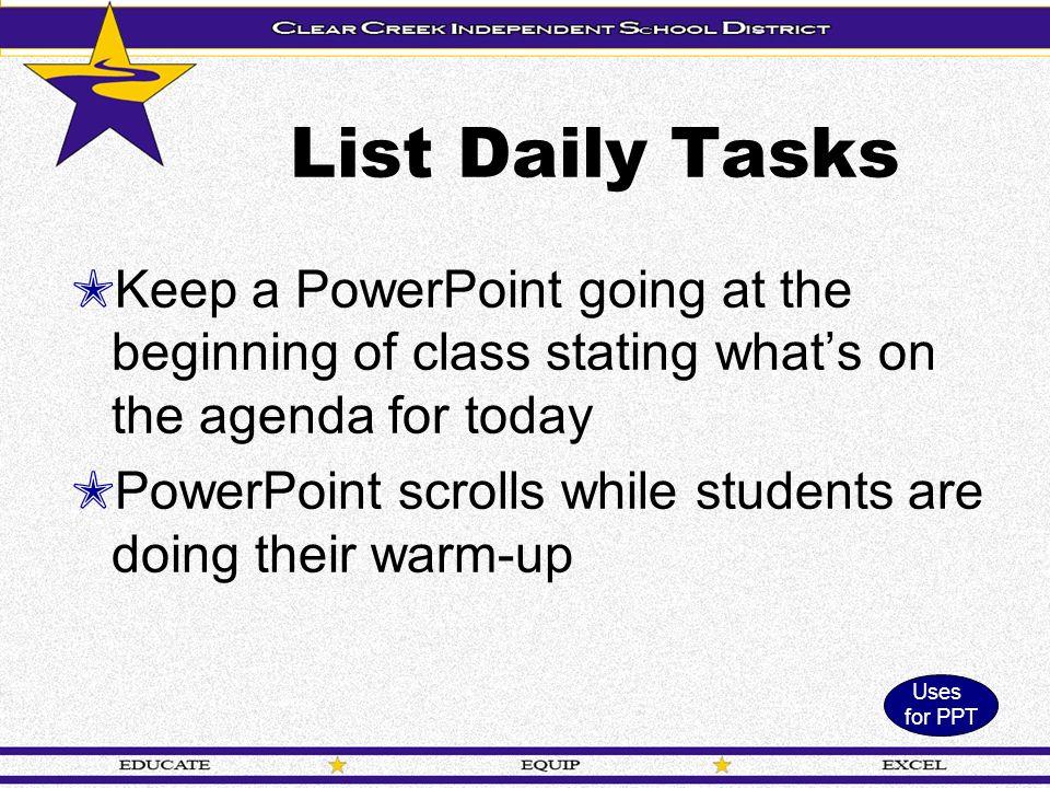 Why use PowerPoint? Bridget Schimara - Instructor  - ppt