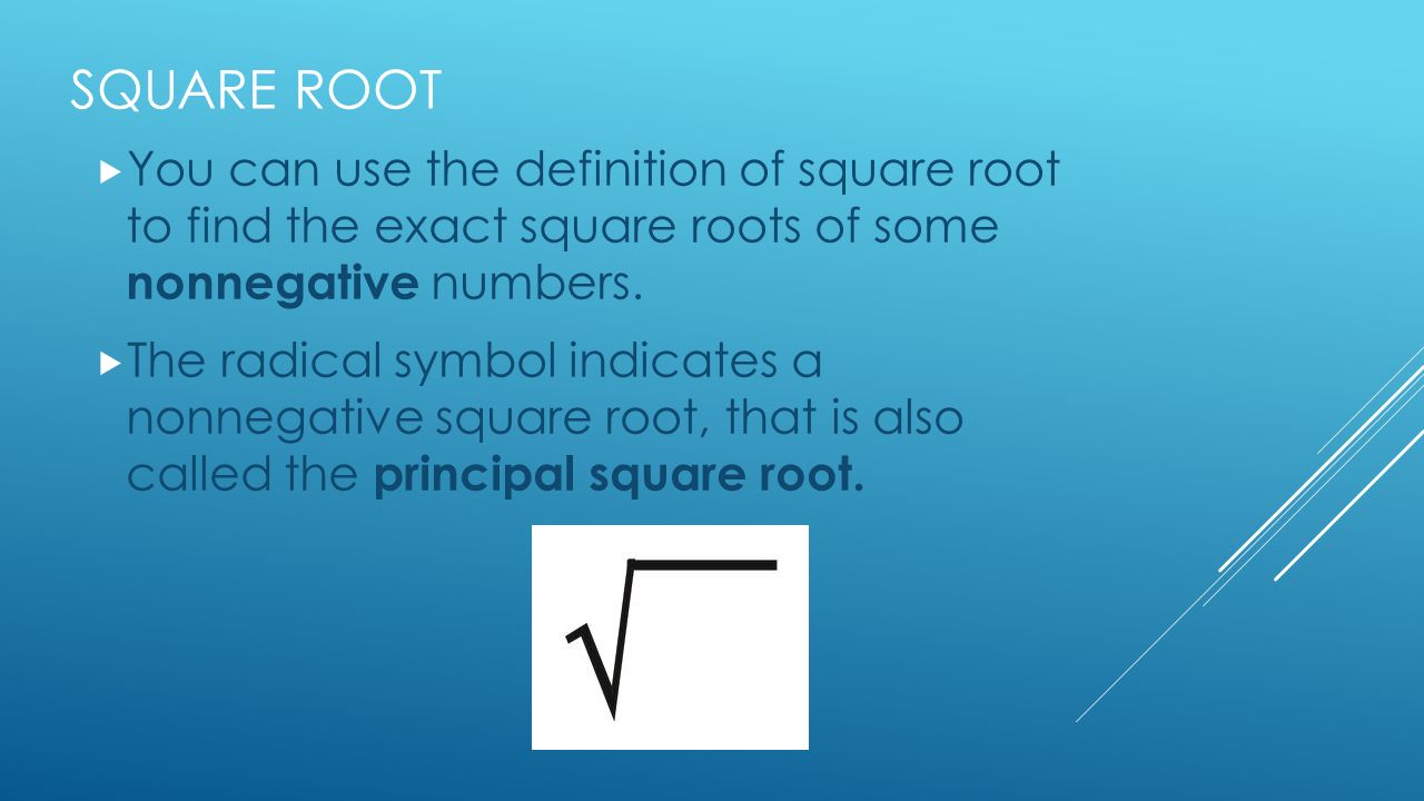 1 2 Irrational Numbers And Square Roots I Can Classify Numbers As