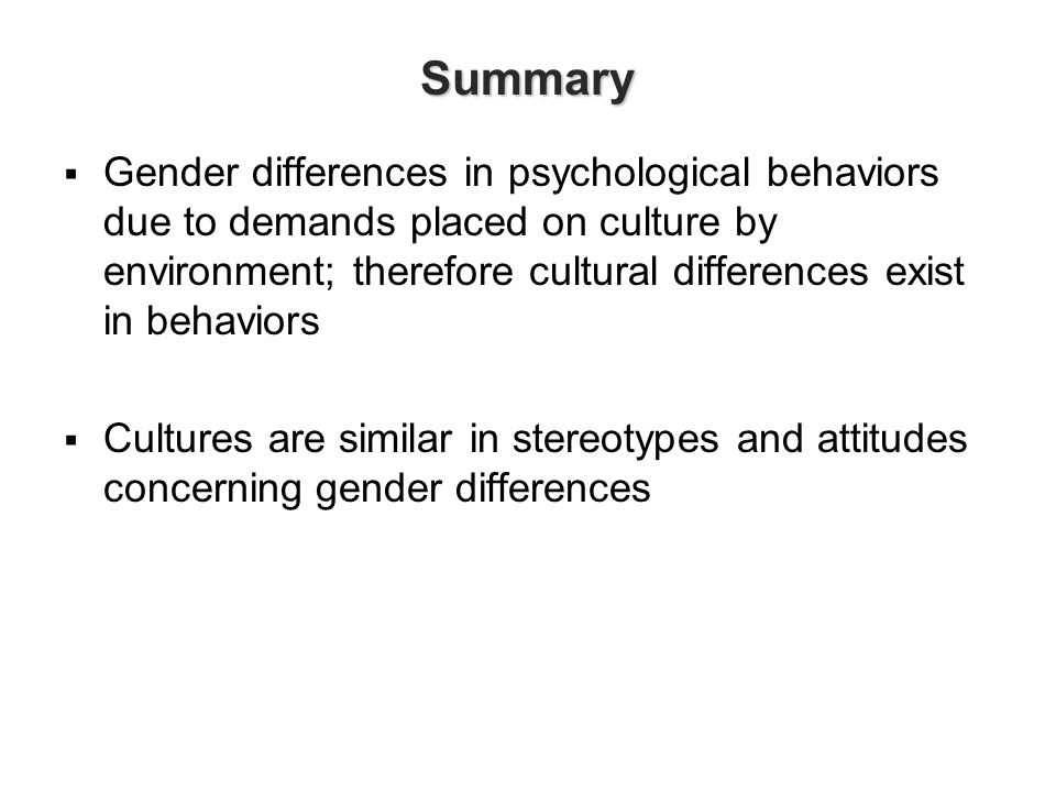 a discussion on stereotyping and cultural differences Cultural differences require social workers to appreciate the strengths of different cultural practices (see eg graham's work on african centred approaches set out later in this article), and also the problems involved in 'cultural.