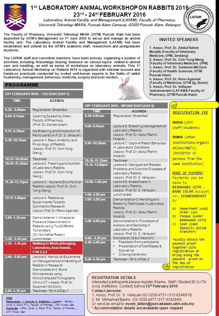 Registration Details Interested Participants Please Register