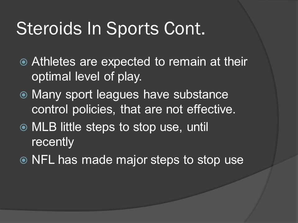 steroids & athletes essay Effects of steroid use essay examples | kibin for years, anabolic steroids have been used by competitive athletes have used to improve performance through muscular size or strength, and by noncompetitive weight trainers for purely cosmetic physique enhancement.