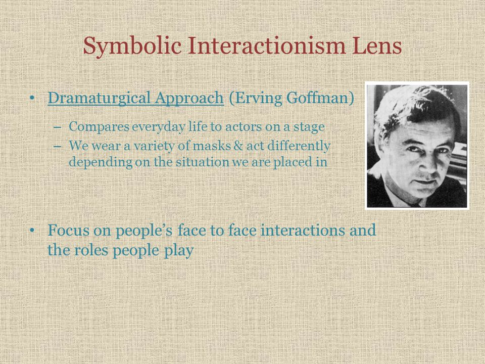 Contemporary Theoretical Perspectives Structural Functionalism