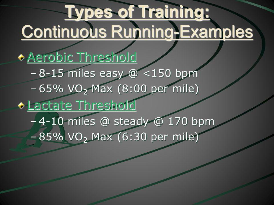 High School Distance Training: Developing the 3200m Runner David