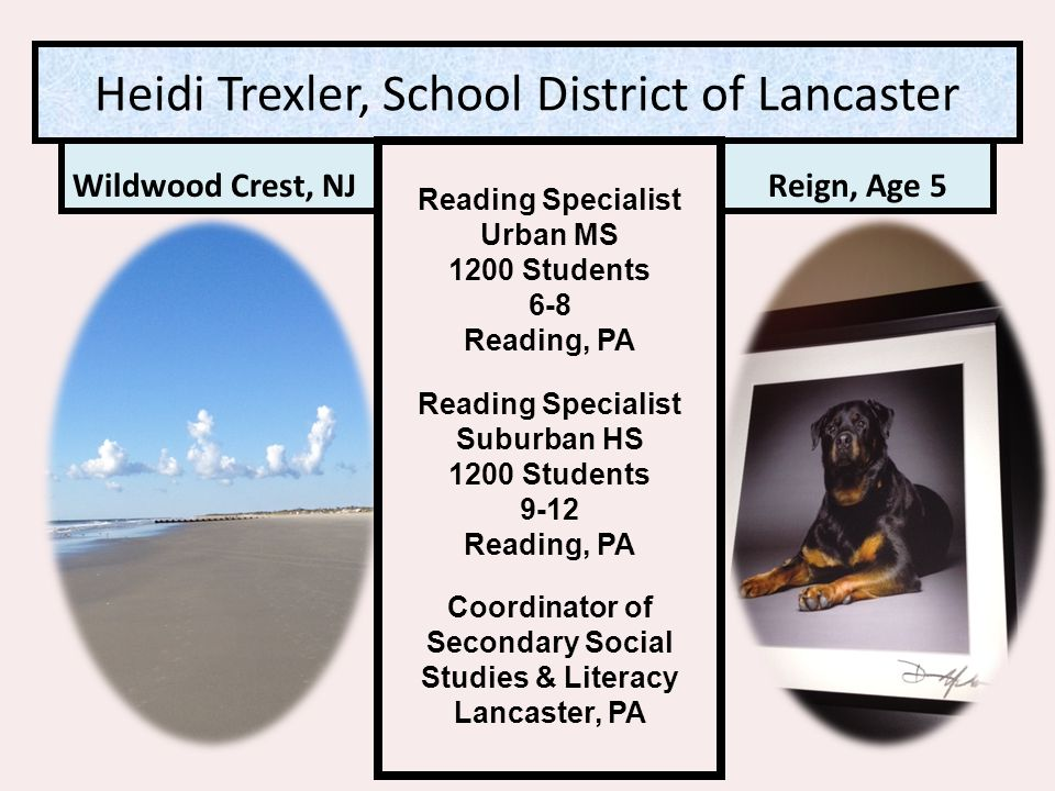 I'm NOT a reading teacher
