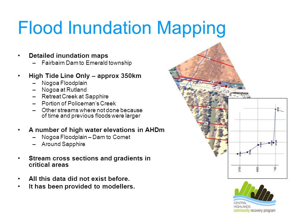 Flood Impact Emerald District Fitzroy Flood Forum, Wednesday