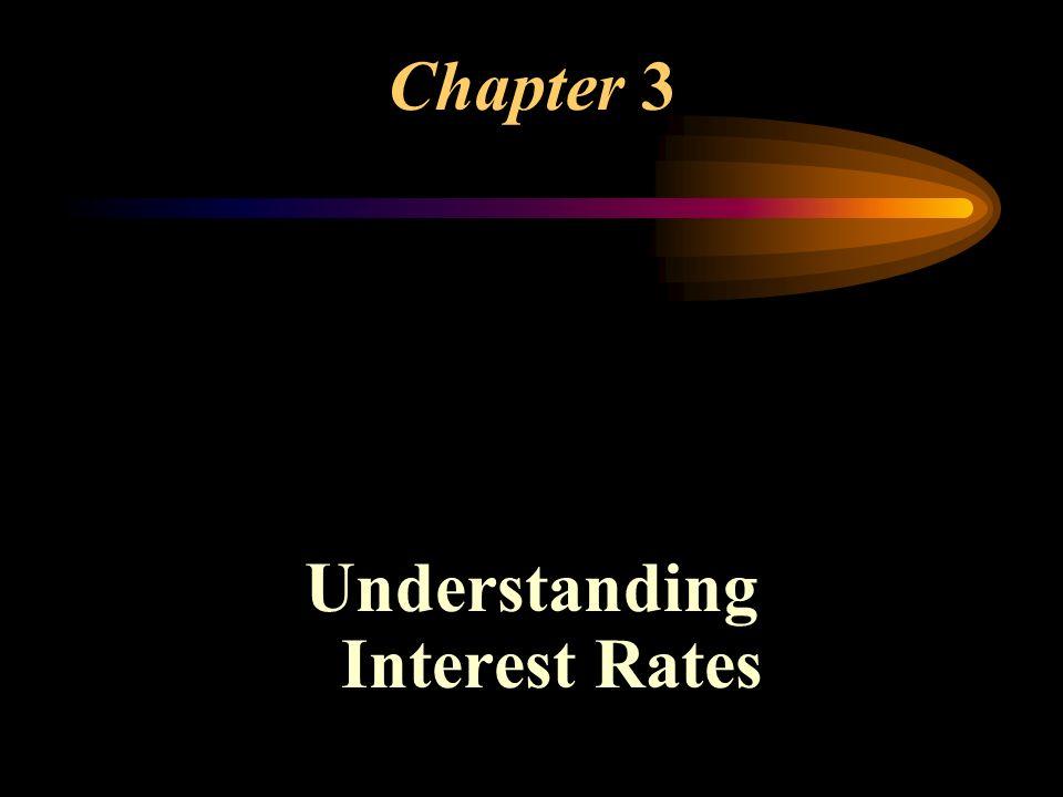 1 chapter 3 understanding interest rates