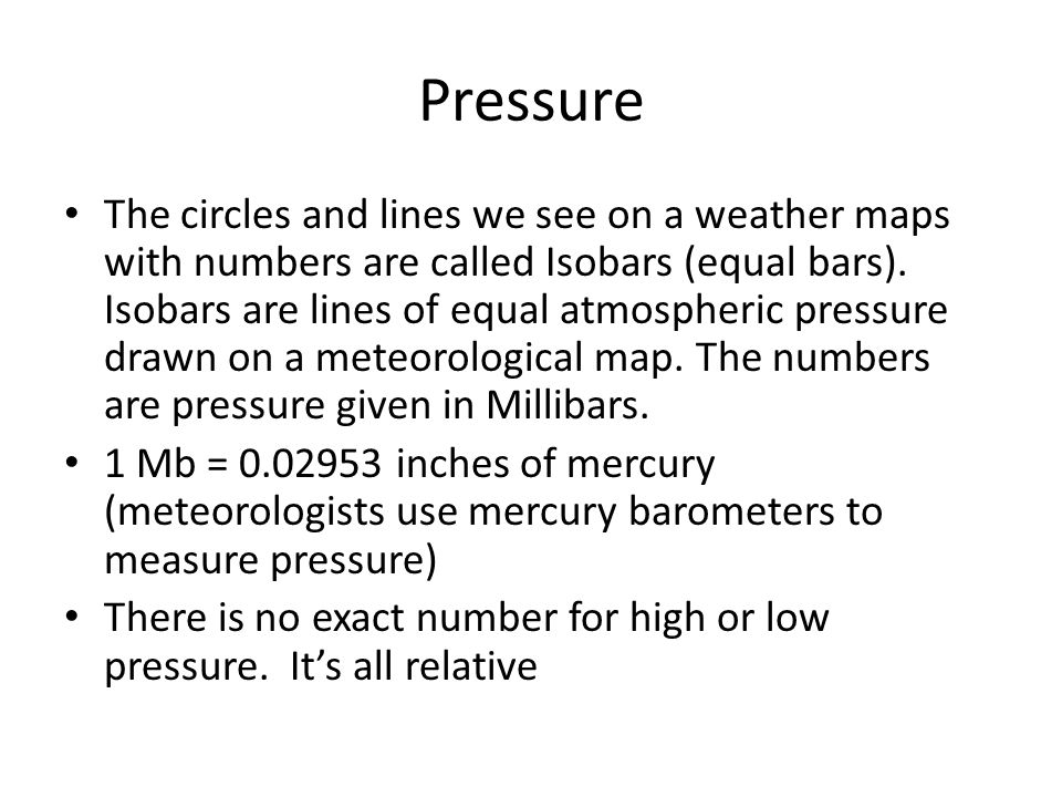 Understanding Weather Maps Signs And Symbols Low Pressure Low