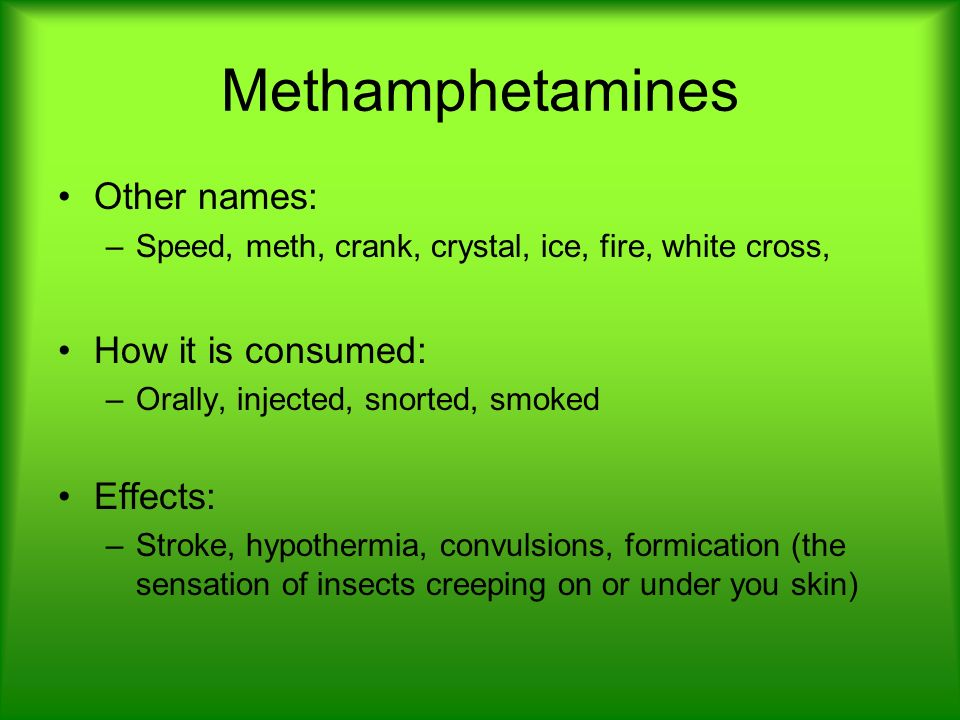 Illegal Drugs Classification and Definitions of Illegal Drugs  - ppt