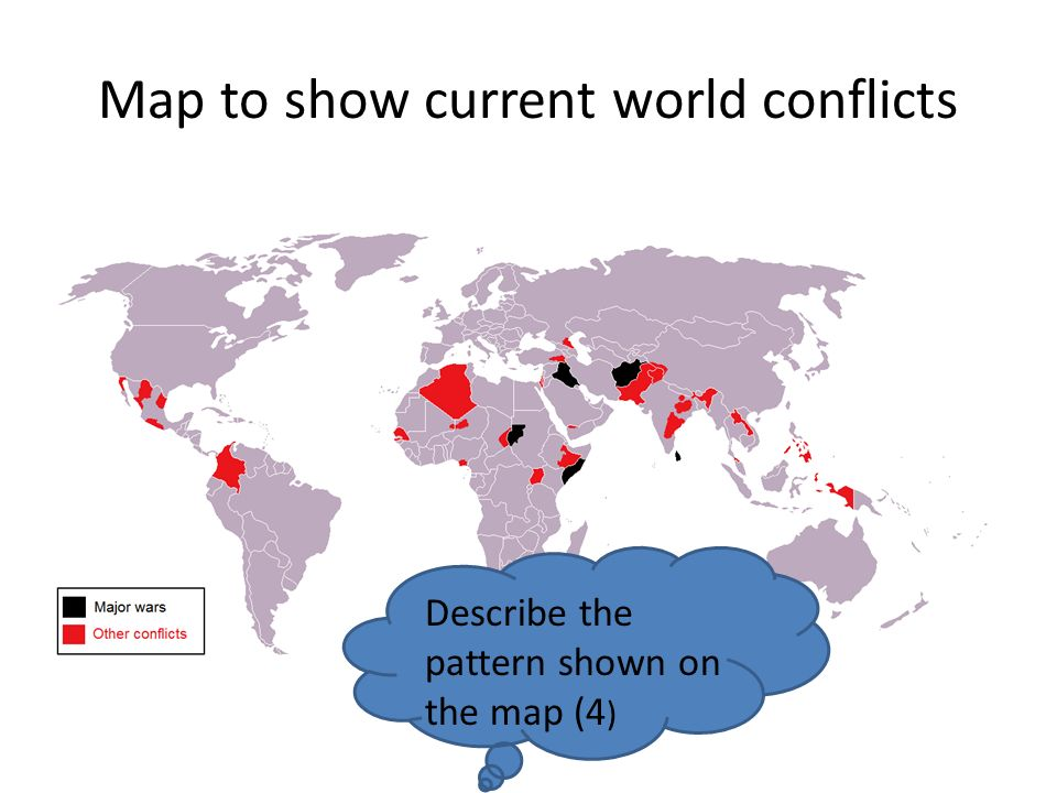 The geography of war reviison. Here is the answer but what is the ...