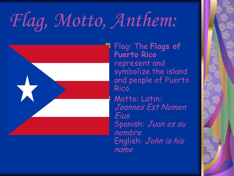 Puerto Rico Student Name Kalifa Smith Date May 13 Th Ppt Download