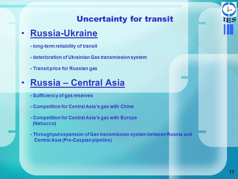 Russian Gas Project up to period 2030: Myth or Reality? Dr  Alexey