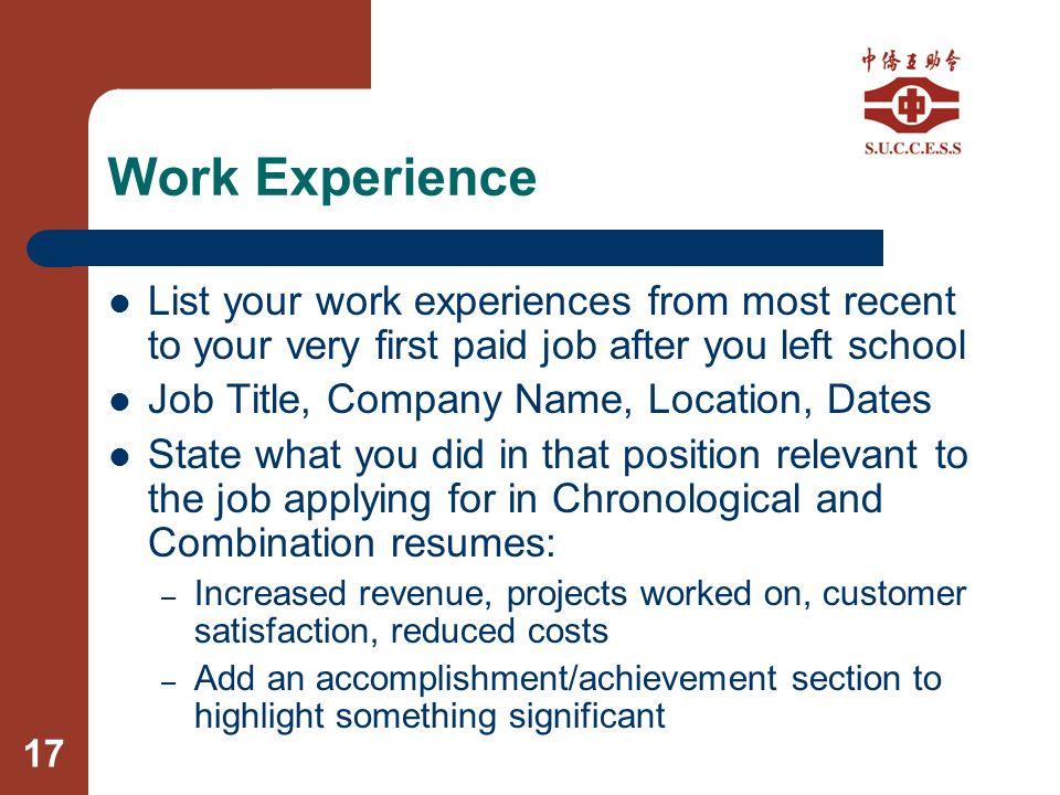 1 Resume Writing Suddhodan Baidya Oct 5th, What is a Resume? Resumes ...