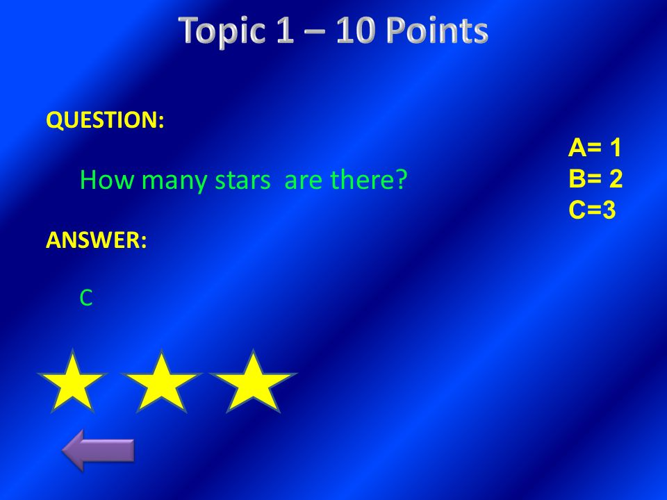 Powerpoint Jeopardy Templates Downloads Educational Powerpoint