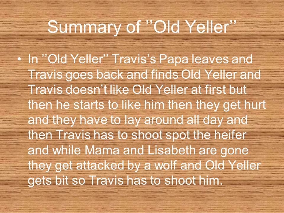 Old yeller theme