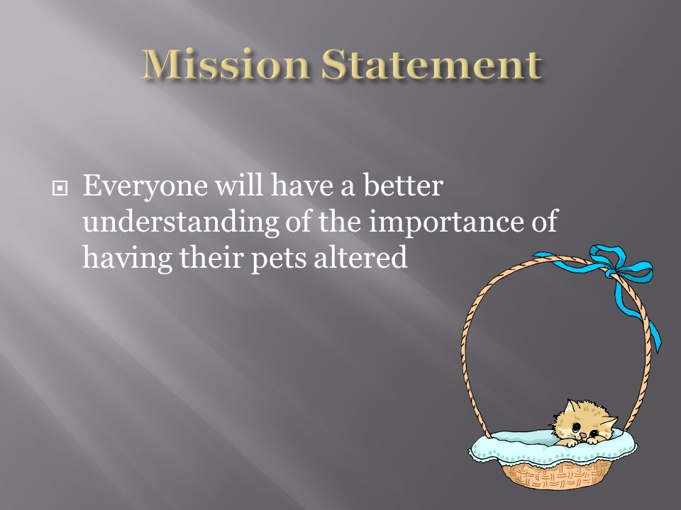 importance of having pets