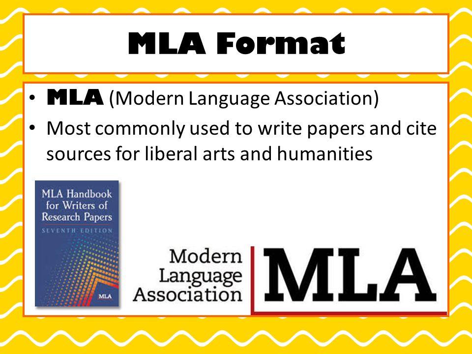 define modern language association
