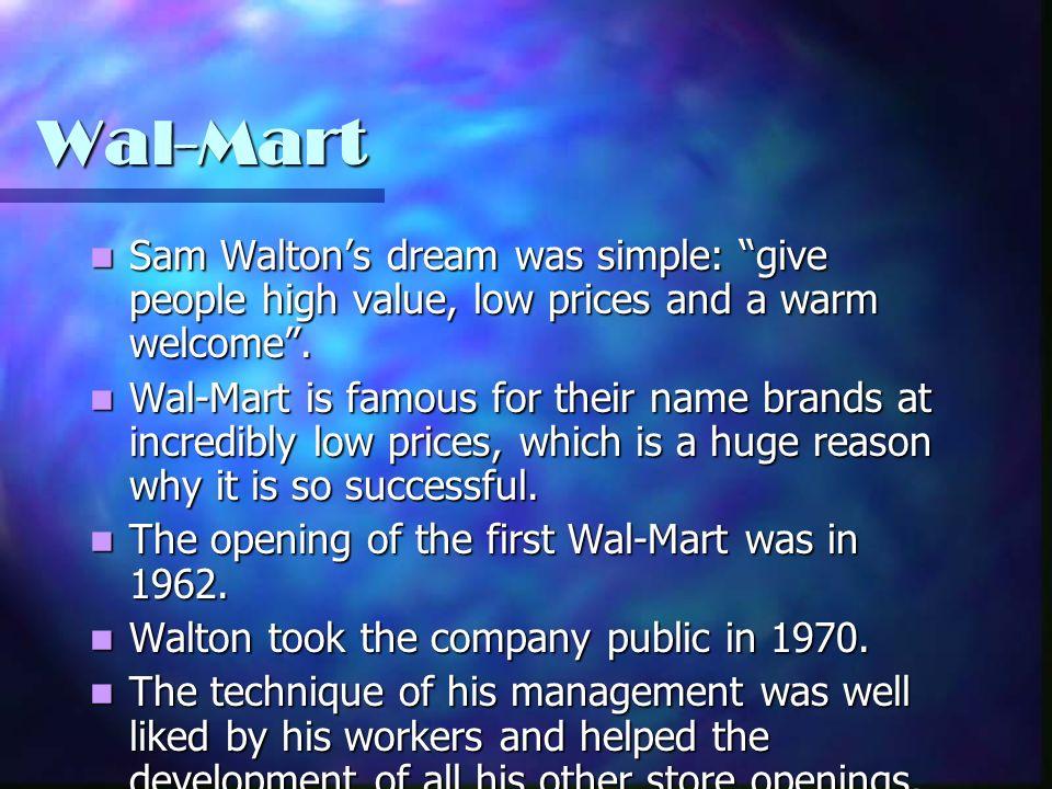 Sam Walton Wal