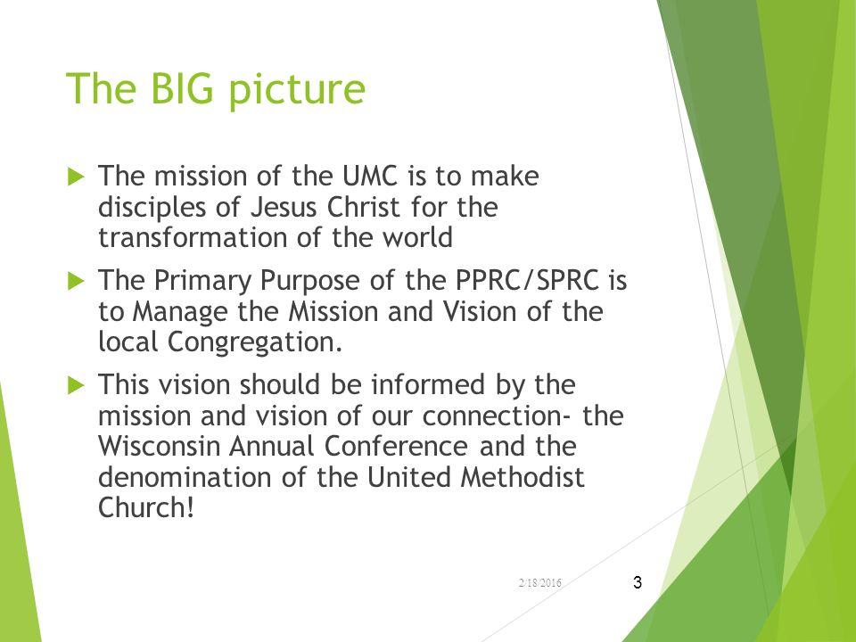 The Staff-Parish (Pastor-Parish) Relations Committee Orientation
