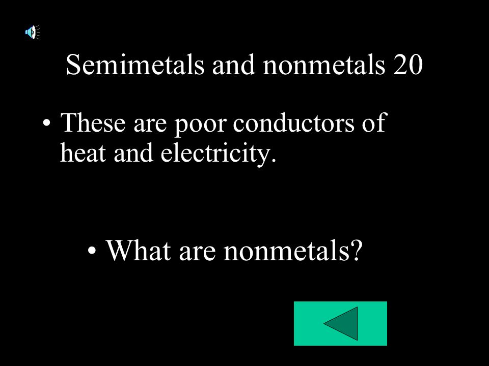 Periodic table jeopardy review ppt download 5 semimetals urtaz Gallery
