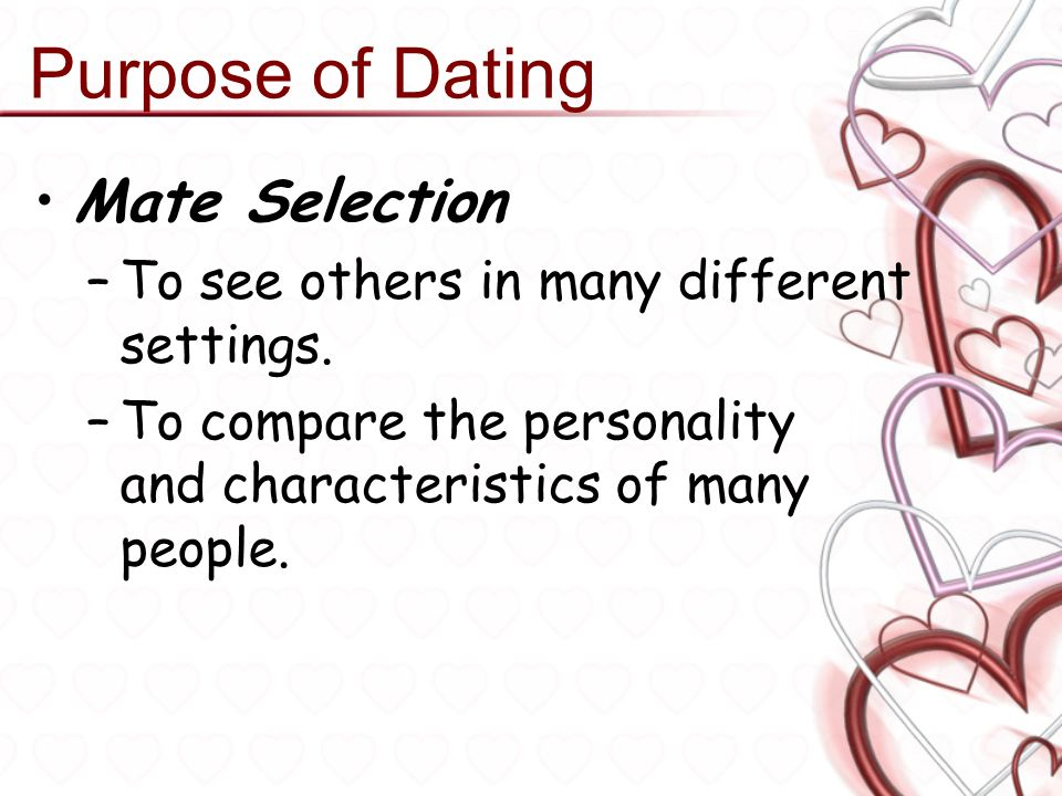 Dating sites to