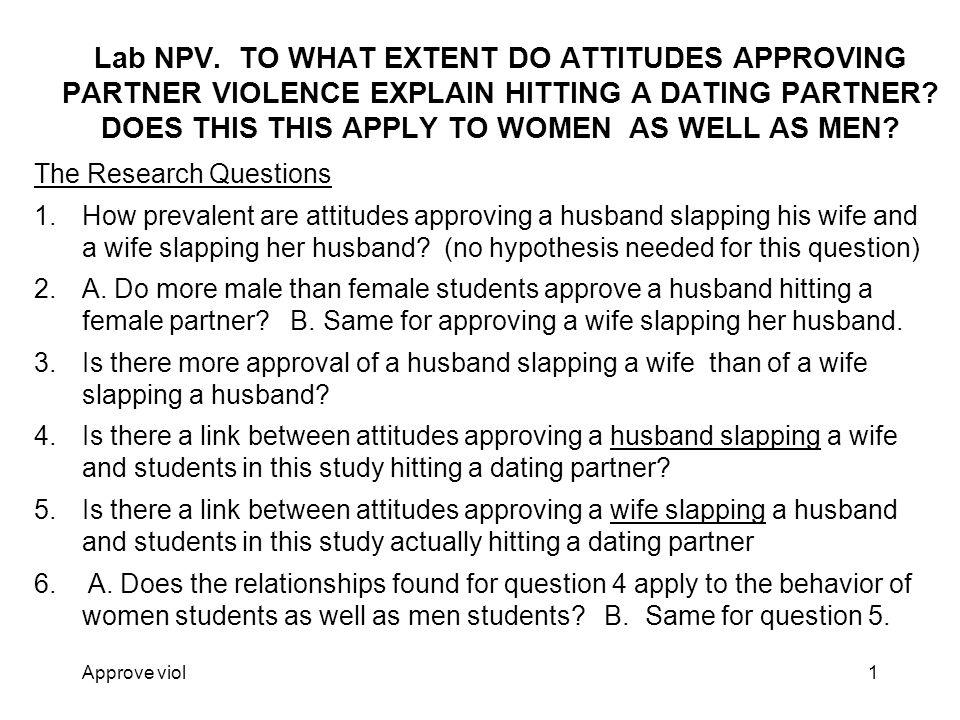 Dating labb partner