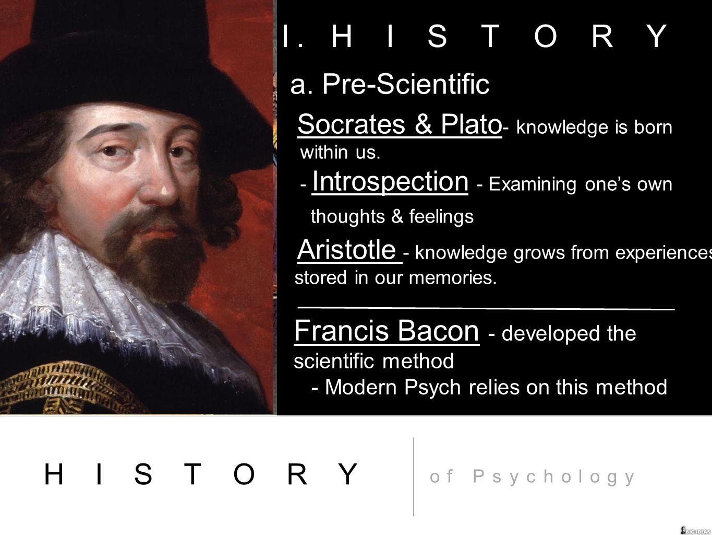 plato and psychology