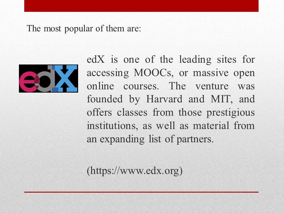 Edx Course List