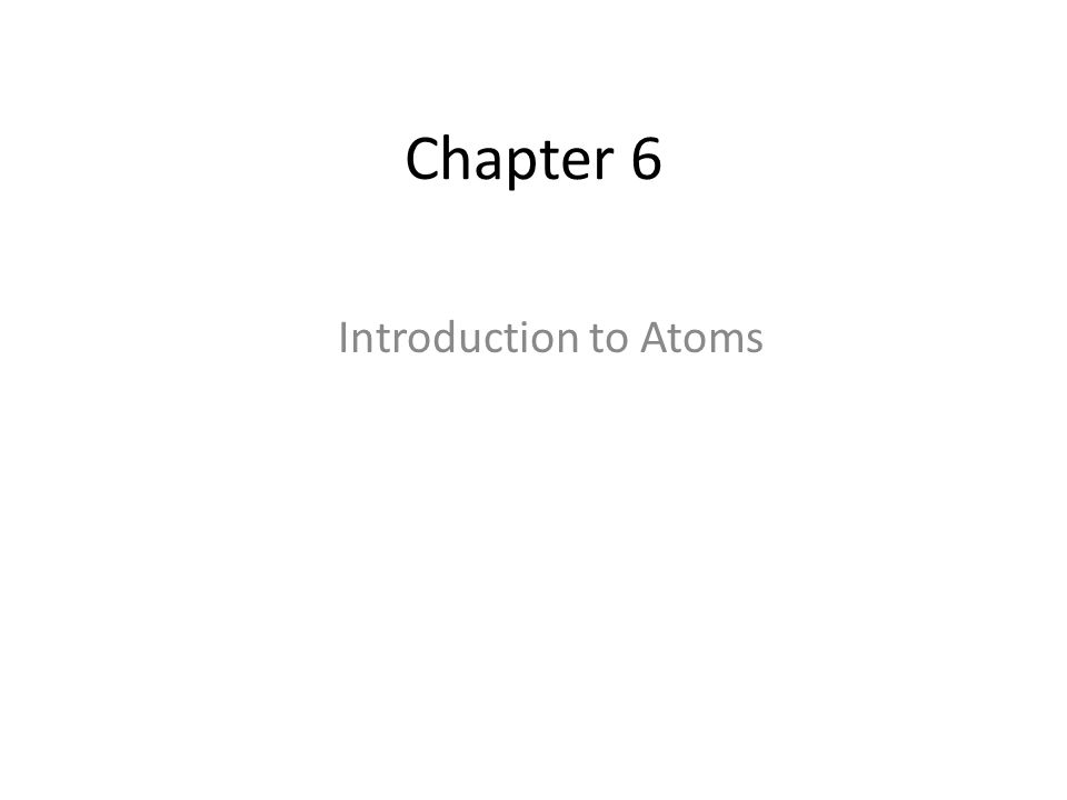 Chapter 6 Introduction To Atoms Ch Sec 1 Development Of Atomic. 1 Chapter 6 Introduction To Atoms. Worksheet. Chapter 6 Development Of Atomic Theory Worksheet At Mspartners.co
