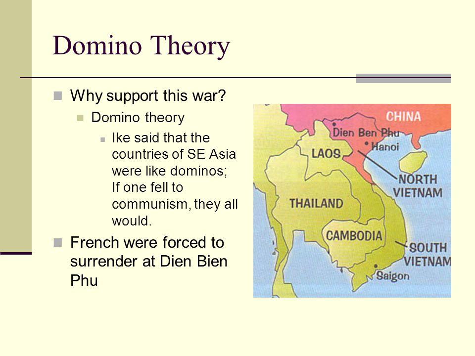 Vietnam Background Ho Chi Minh Viet Minh Domino Theory Geneva