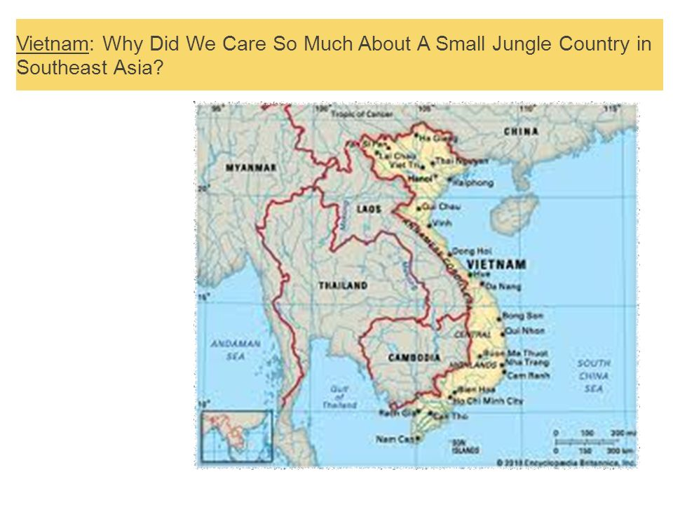 Cold War Map Of Asia.Cold War Vietnam Why Did We Care So Much About A Small Jungle
