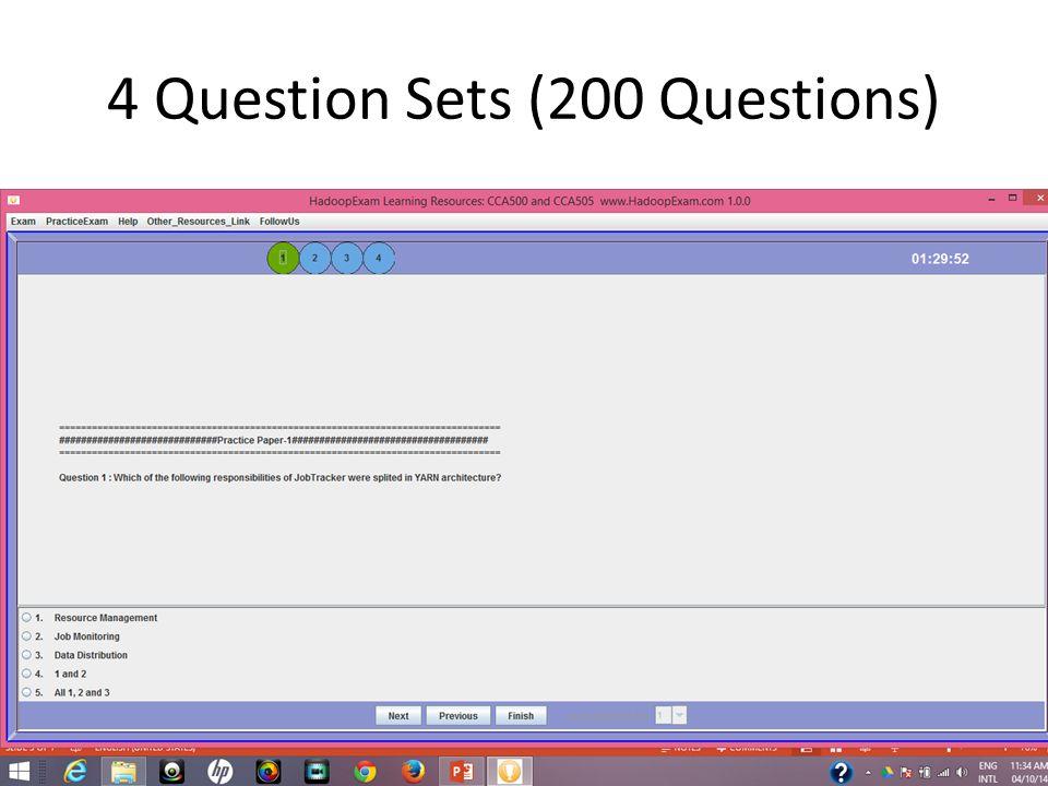 Latest Cca 500 Cloudera Hadoop Administrator Certification Questions