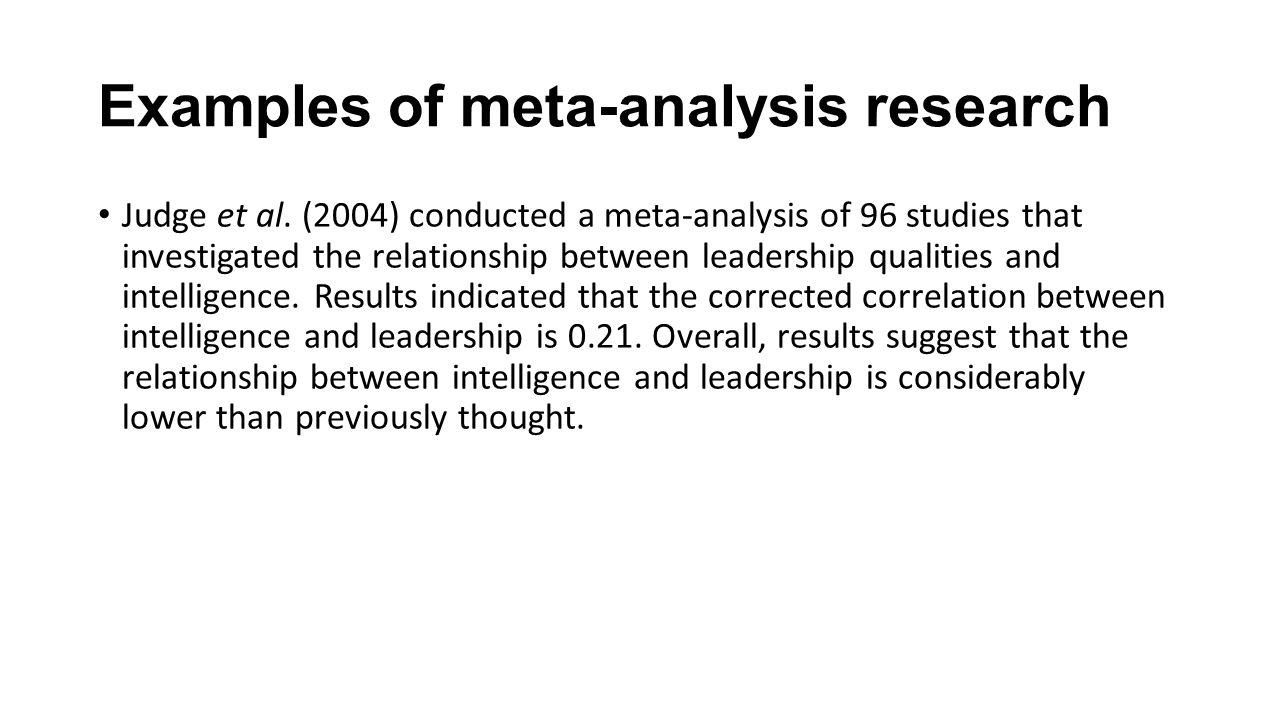 21 meta-analysis | allpsych.