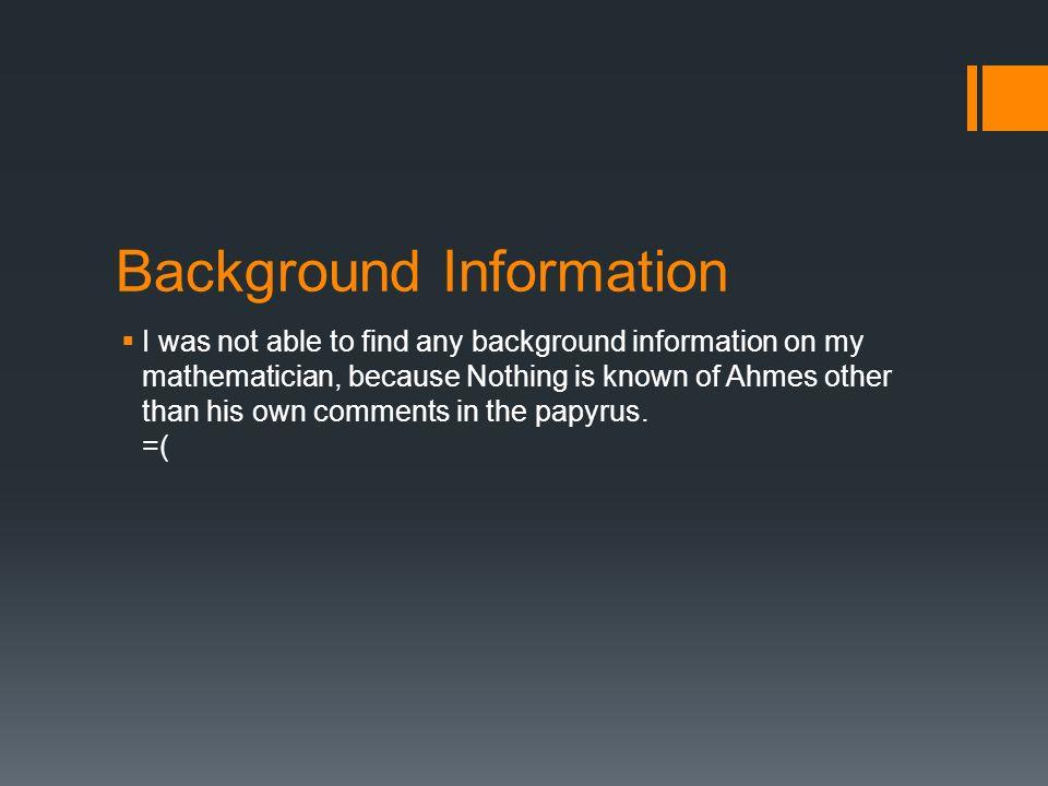 AHMES Period 10 Current Events Presentation  Magnet Algebra Joe