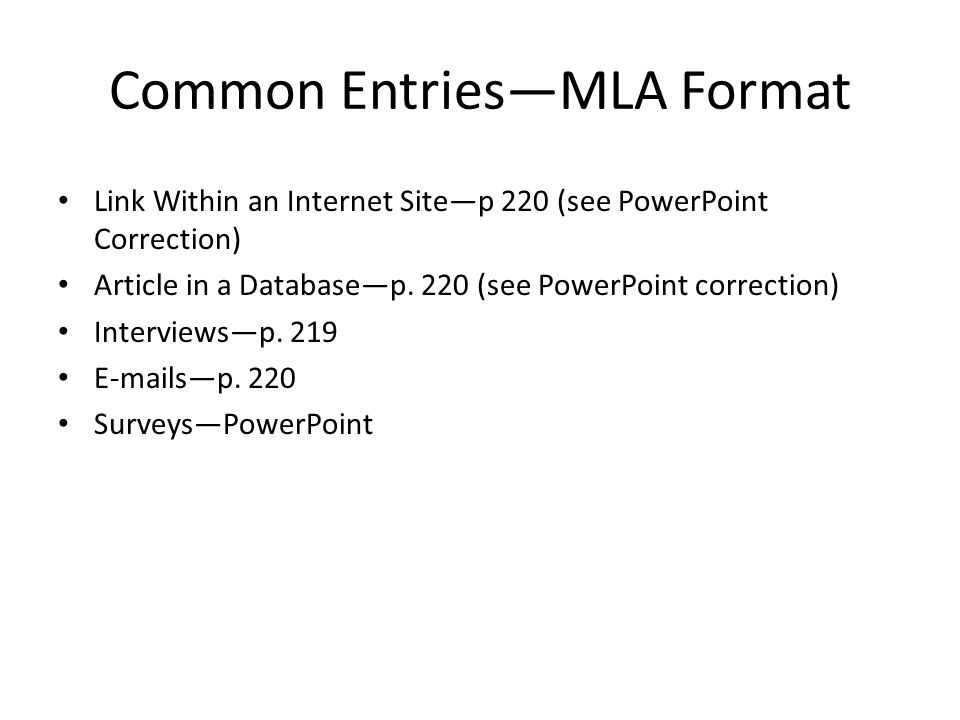 guidelines for mla and apa mla works cited apa references place as