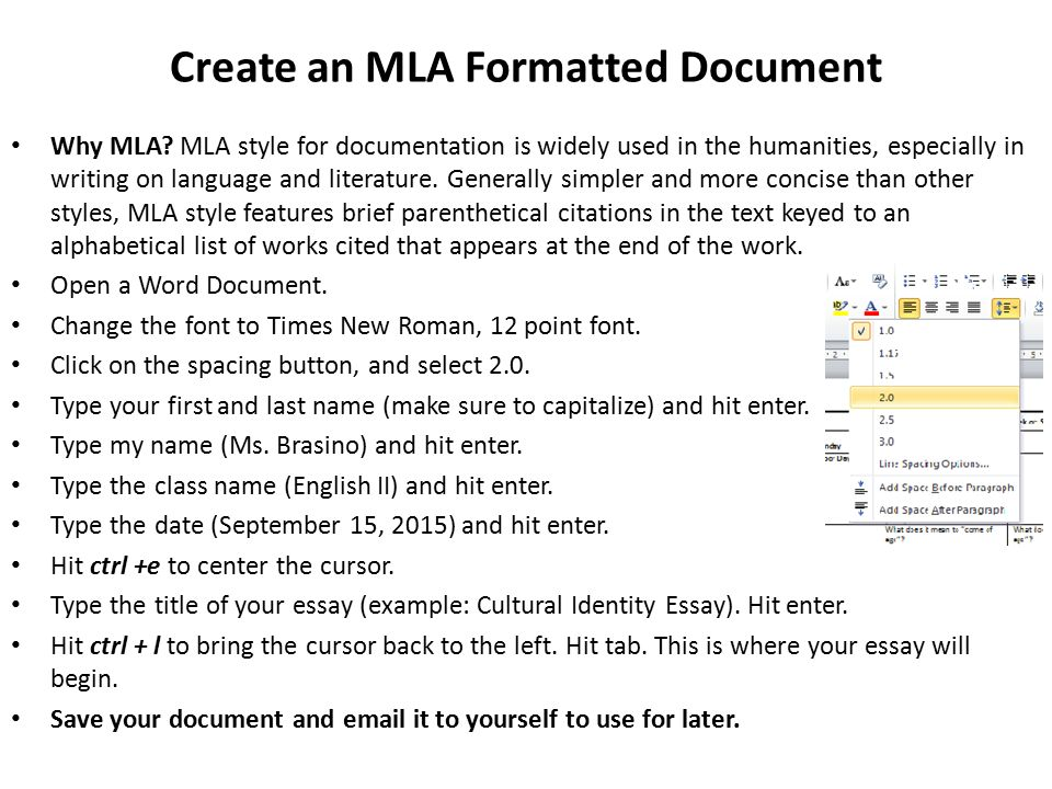 embedded assessment  writing about my cultural identity topic   why mla