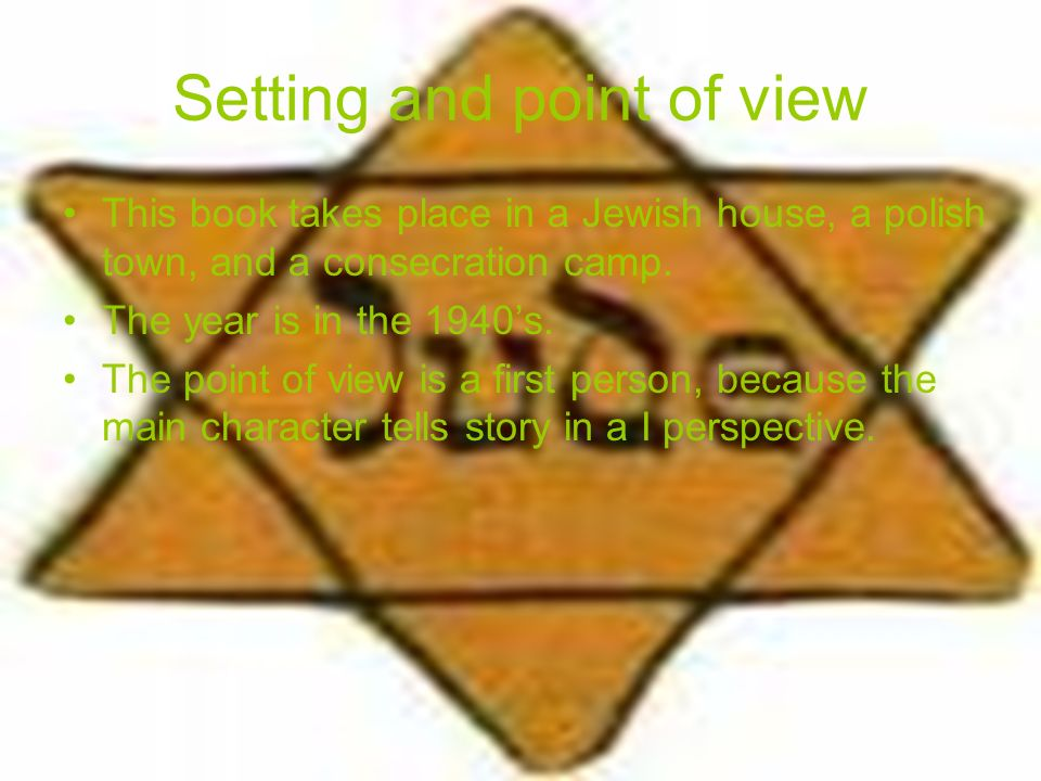 the devils arithmetic book setting